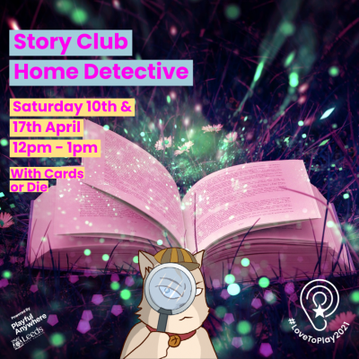 Story Club Detective Sessions